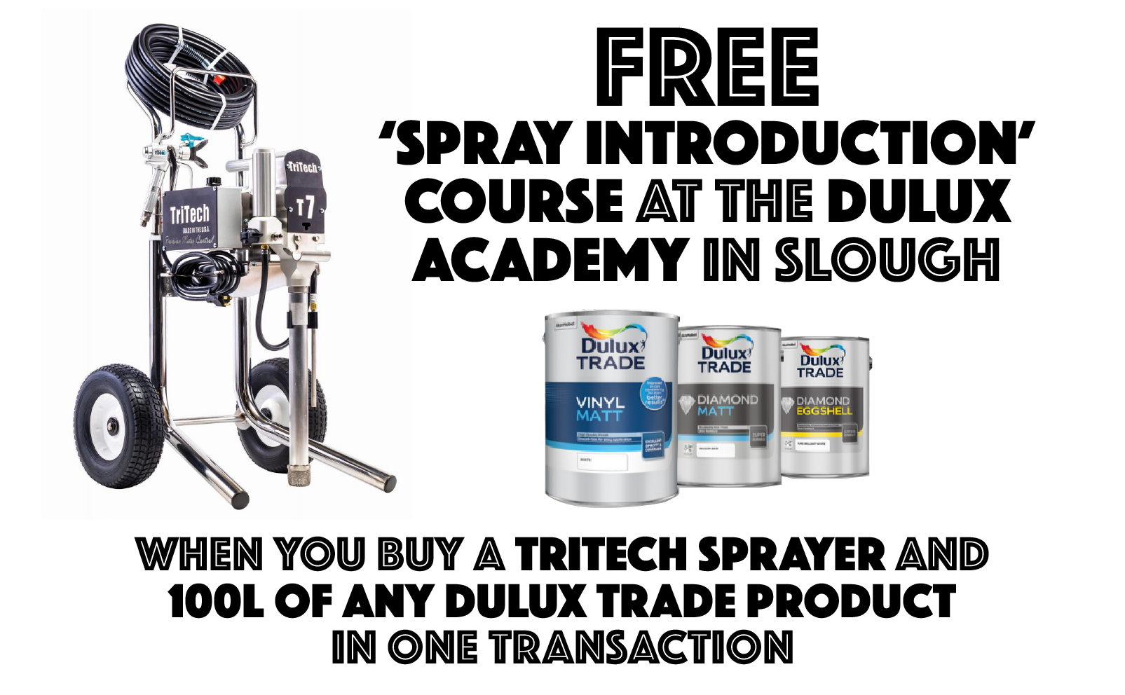 Spray Course