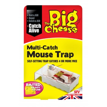 Image for Stv Multi-Catch Mouse Trap
