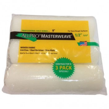 "Image for Allpro MasterWeave 9""x 1/2"" Trade Pack"