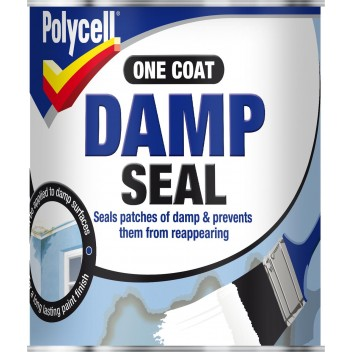 Image for Polycell One Coat Damp Seal 1L