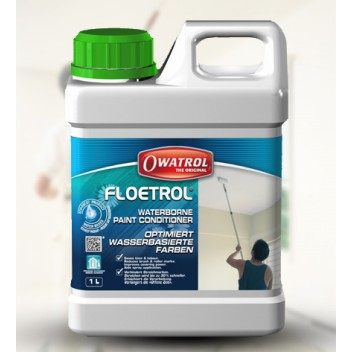 Image for Owatrol Floetrol Waterborne Paint Conditioner 1L