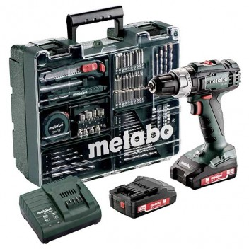 Image for Metabo 18V  Li-Ion Combi Drill