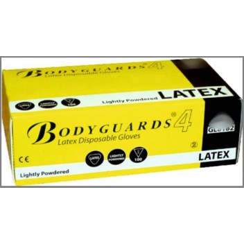 Image for Latex Gloves Box Large 50 Pairs